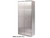 STAINLESS FLUSH DOOR STORAGE CABINETS